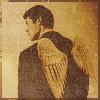 аватары: Ангел в чёрном пиджаке