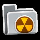 аватары: На папке значек сталкера