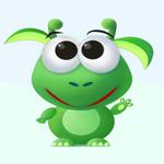 аватары: Зелёная корова