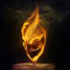 аватары: Огненная голова