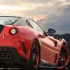 аватары: Красный автомобиль