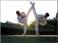 аватары: Два спортсмена в белом