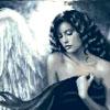аватары: Девушка с локонами - ангел