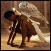 аватары: Ангел присел