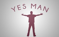 аватары: Силуэт мужчины и надпись