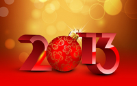 аватары: Год 2013 на фоне
