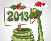 аватары: 2013 год на табличке