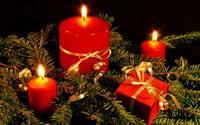 аватары: свечи и подарок