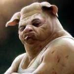 аватары: Человек свин