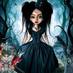аватары: Готичная королева