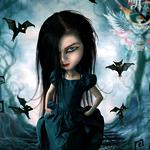 аватары: Загадочная девочка