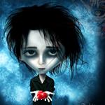 аватары: Мальчик предлагает сердце