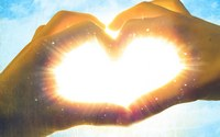 аватары: солнечное сердечко