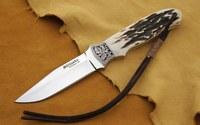 аватары: нож с кожаным шнурочком