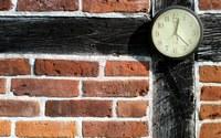 аватары: часы на стенке