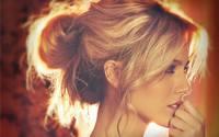 аватары: красивый портрет профиля женского