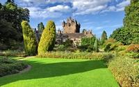 аватары: Старый замок затерялся в зелени