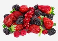 аватары: Красивый вид разносортных ягод
