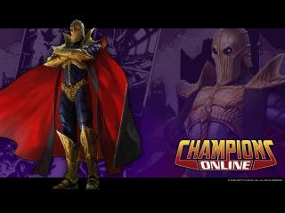 обои Champions online 2 фото