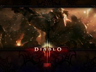 обои Игра Diablo 3 фото