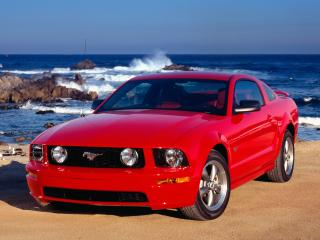 обои Ford Mustang GT Coupe фото