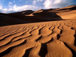 обои Пустыня, барханы фото