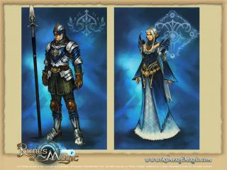 обои Runes of Magic фото