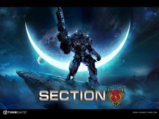 обои Section 8 the video Game фото