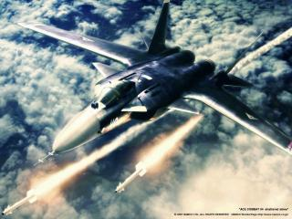 обои Ace Combat 4: Shattered Skies фото