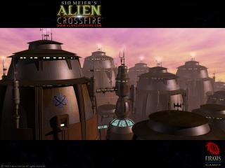 обои Alien Crossfire фото