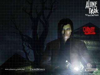 обои Alone in the Dark- The New Nightmare фото