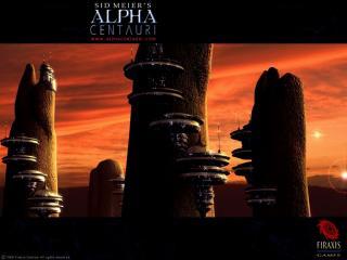 обои Alpha Centauri фото