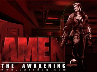 обои Amen: The Awakening фото