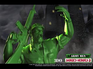 обои Army Men- Sarge s Heroes 2 фото