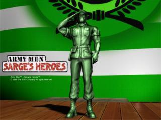 обои Army Men-Sarge s Heroes фото