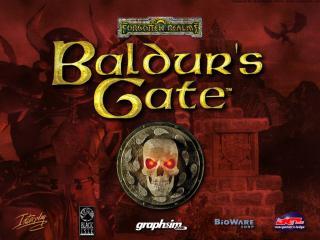 обои Baldur s Gate фото