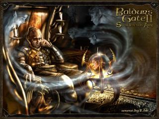 обои Baldur s Gate 2- Shadows of Amn фото