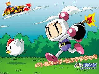 обои Bomber Man 2 фото