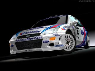 обои Colin McRae Rally фото