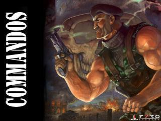 обои Commandos- Beyond the Call of Duty фото
