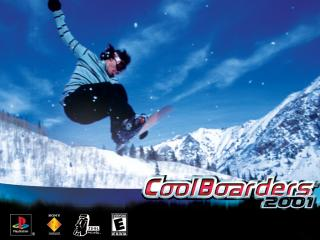 обои CoolBorders 2001 фото