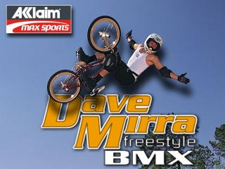обои Dave Mirra Freestyle BMX фото