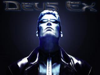 обои Deus Ex фото