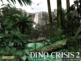 обои Dino Crisis 2 фото