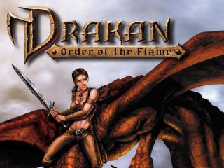 обои Drakan- Order of the Flame фото