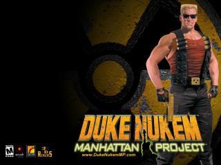 обои Duke Nukem- Manhattan Project фото
