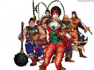 обои Dynasty Warriors 2 фото