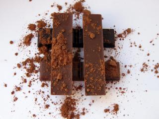 обои Bitter chocolate фото