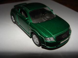 обои Фотография модели автомобиля Audi TT фото