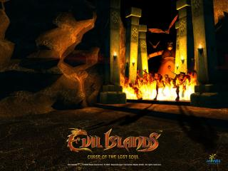 обои Evil Islands- Curse of the Lost Soul фото